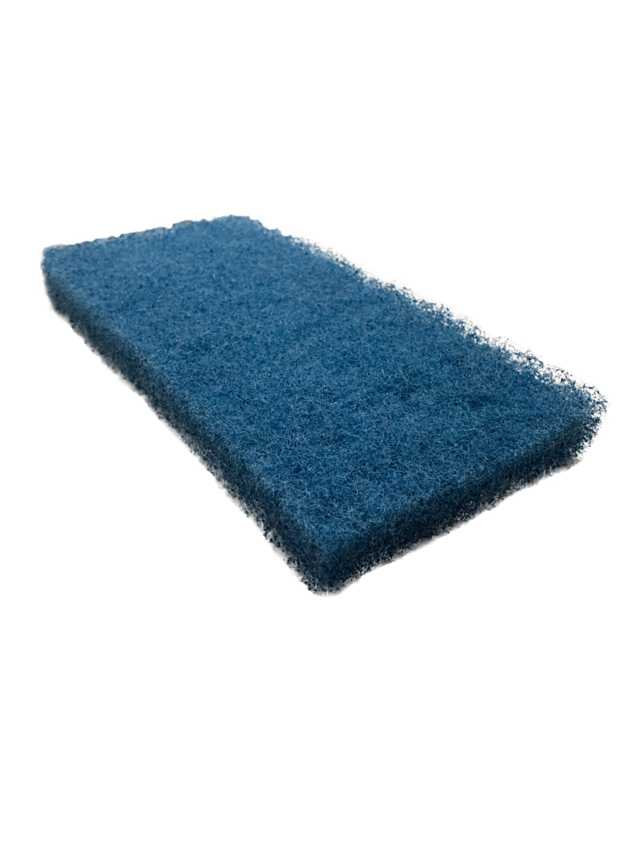 Blue Scrubby Sponge - Lint Tile Tools