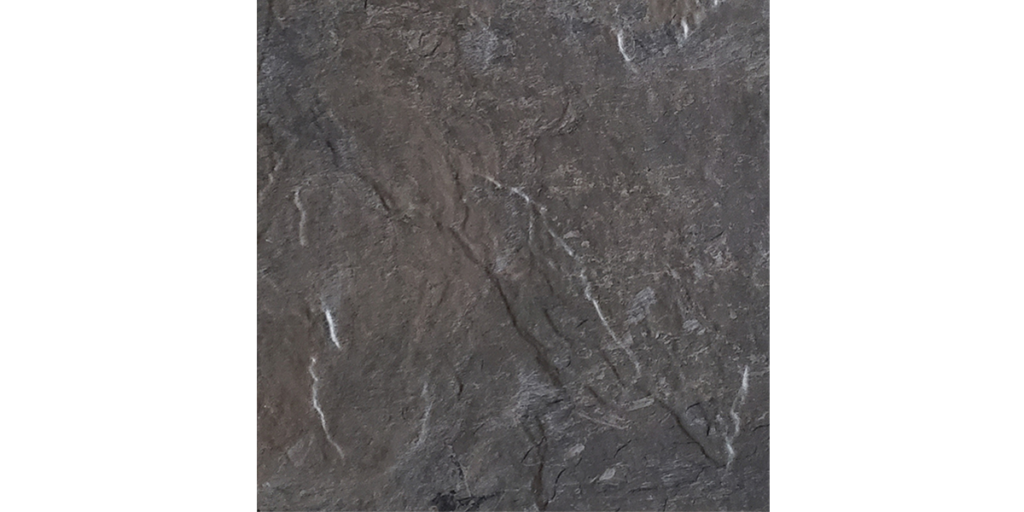 12x12 Boulder Black Rock Porcelain Tile