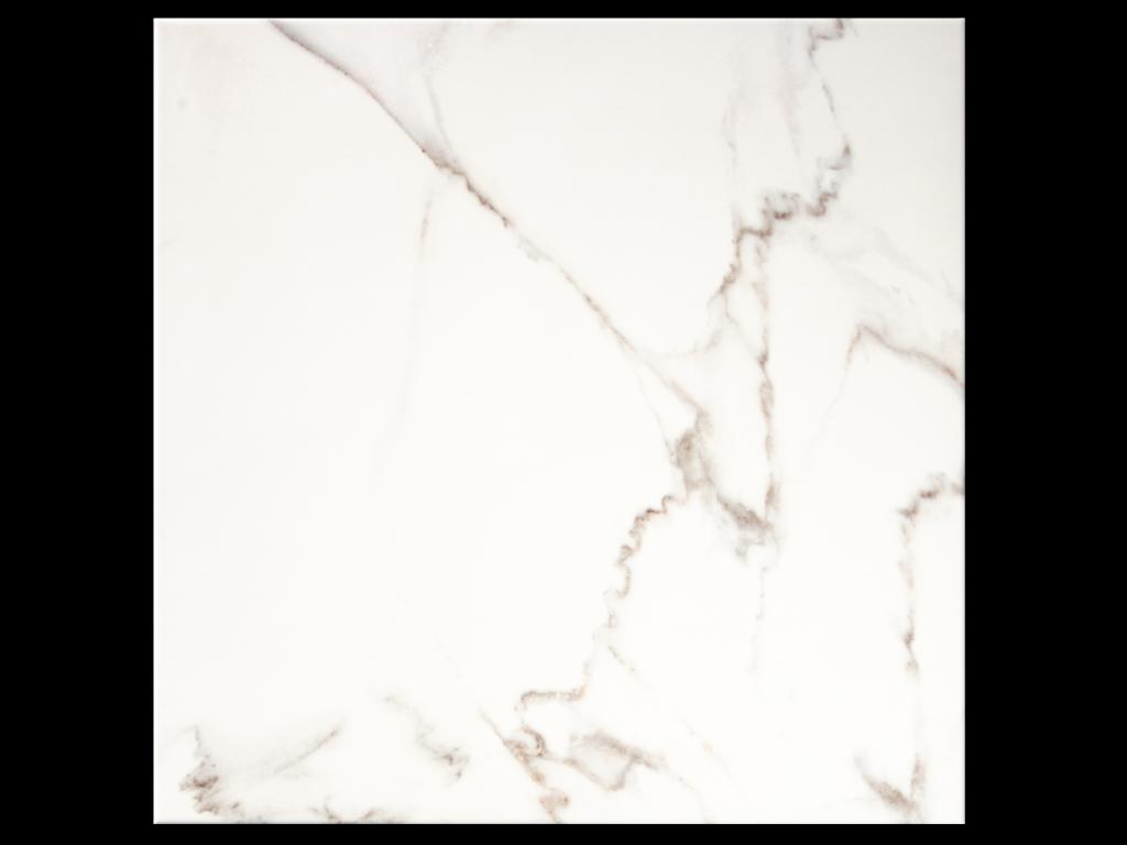Calacatta White 18x18 Porcelain Floor Tile