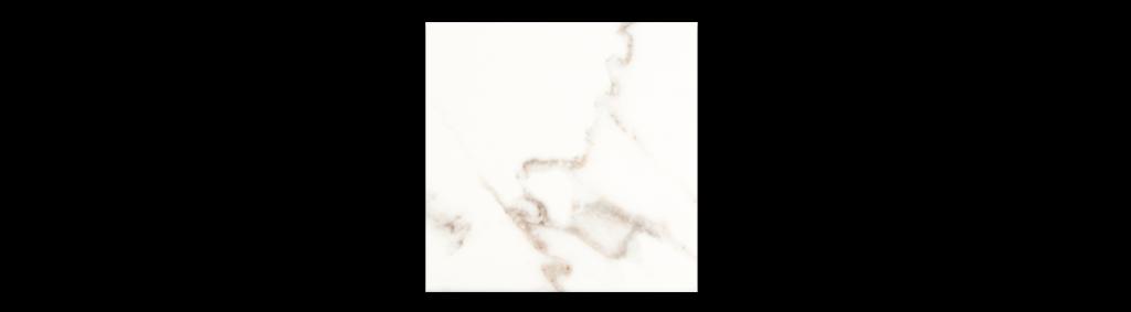 Calacatta White 6x6 Porcelain Floor or Wall Tile