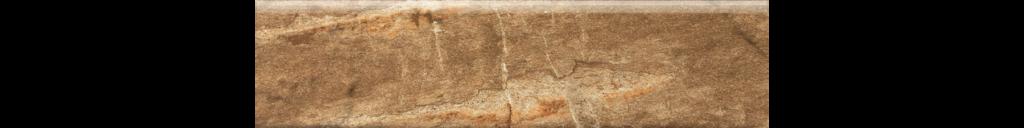 Canyon Noce 3x12 porcelain bullnose floor tile