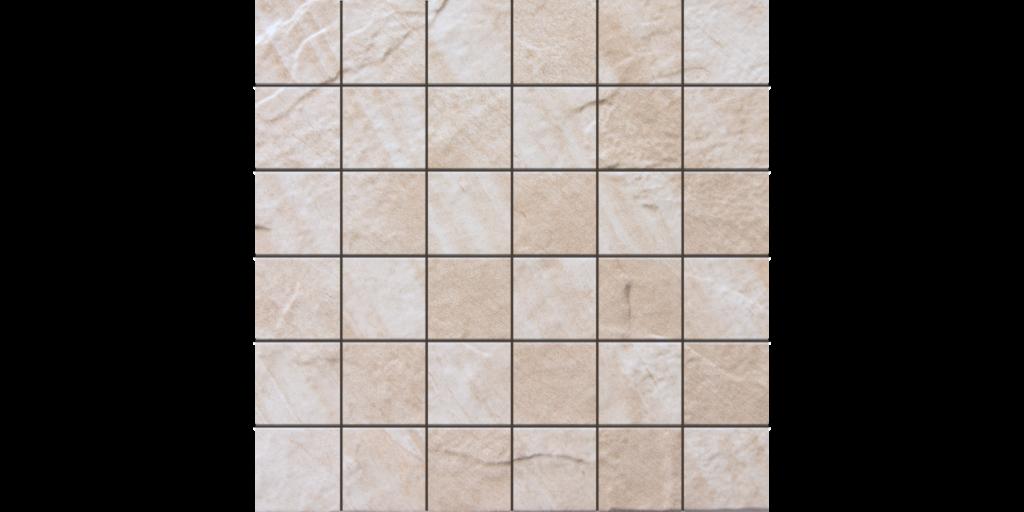 Canyon White 2x2 Porcelain Mosaic Tile