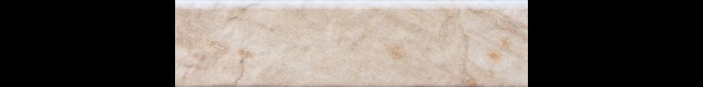 Canyon White 3x12 Porcelain Bullnose Floor Tile