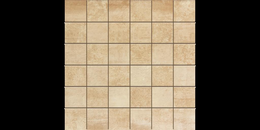 District Beige 2x2 Porcelain Mosaic Tile