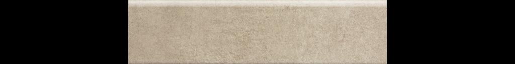 District Gris 3x12 Porcelain Bullnose Floor Tile