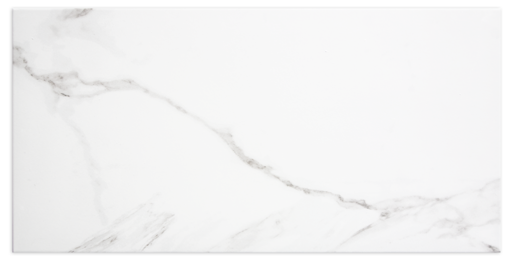 Naos White 12x24 Porcelain Floor Tile