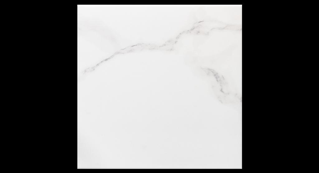 Naos White 13x13 Porcelain Floor Tile