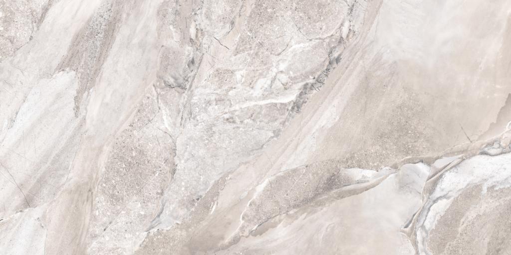 Fossilique Stone 24x48 Porcelain Floor Bedrock Beige
