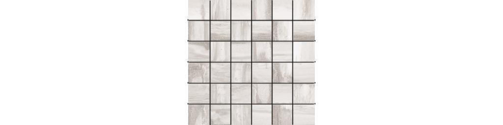 Narawood 2x2 Mosaic Matte Porcelain Tile