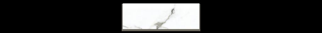 Preeminent White PR01 4x12 bullnose matte porcelain tile