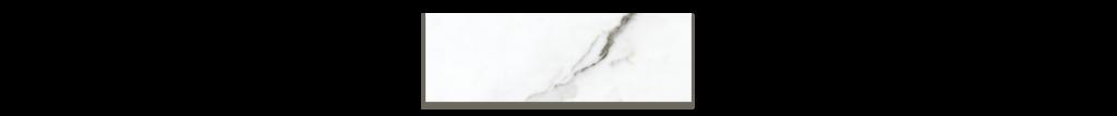 Preeminent White PR01 4x12 porcelain polished tile