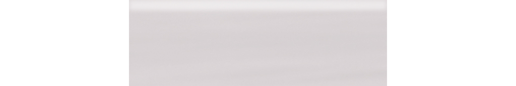 WinterStone 4x12 Bullnose Porcelain Floor Ice White