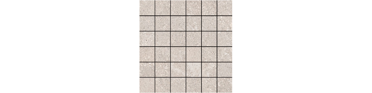 Mont Bianco Porcelain Beige 2x2 Mosaic Tile