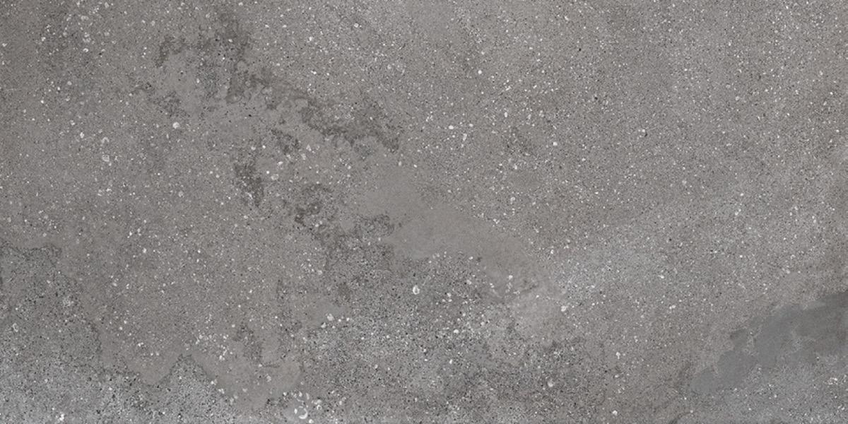 Mont Bianco Porcelain Dark Gray 24x48 Floor Tile