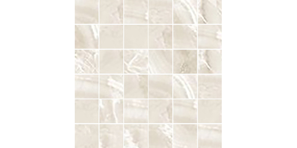 Moon Porcelain Beige 2x2 Mosaic Tile