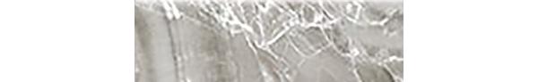 Moon Porcelain Graphite 4x12 Bullnose Tile