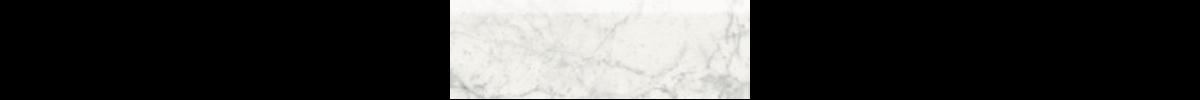 Earth Carrara Porcelain 4 x 12 Bullnose Tile